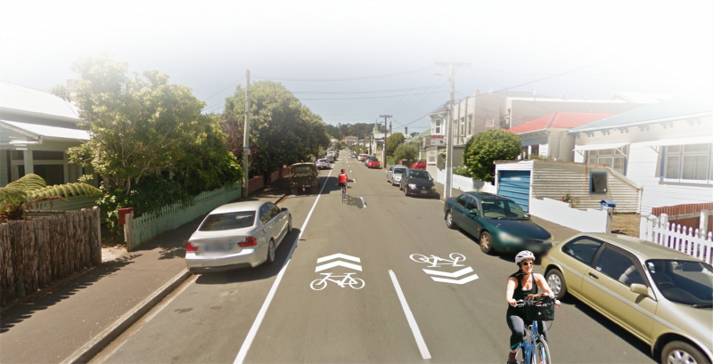 IGL Wilson Street Two Way Proposed small